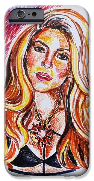 Shakira IPhone 6s Case