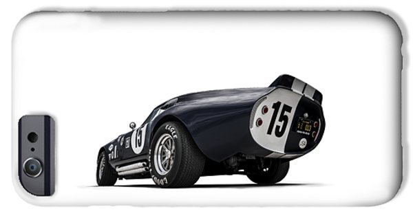 Car iPhone 6s Case - Shelby Daytona by Douglas Pittman