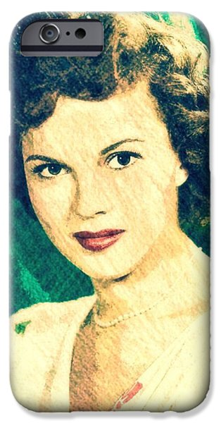 Shirley Temple iPhone 6s Case - Shirley Temple By John Springfield by John Springfield