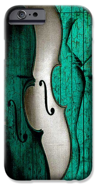 Violin iPhone 6s Case - Sinful Violin by Greg Sharpe