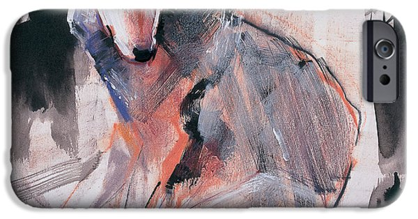Sitting Wolf IPhone 6s Case