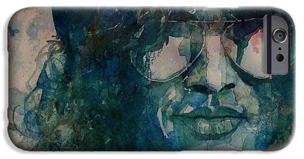 Musicians iPhone 6s Case - Slash  by Paul Lovering