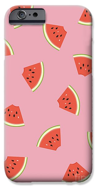 Slice Of Life IPhone 6s Case by Elizabeth Tuck