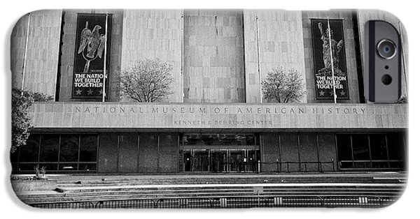 smithsonian national museum of american history kenneth behring center Washington DC USA IPhone 6s Case