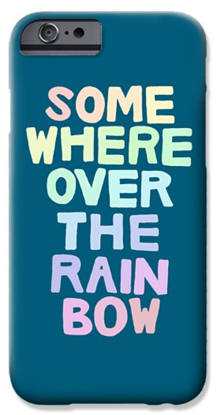 Somewhere Over The Rainbow IPhone 6s Case by Priscilla Wolfe
