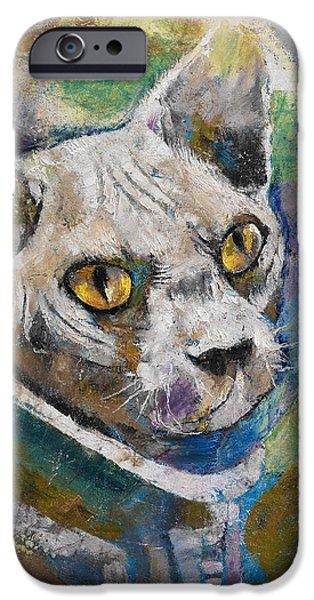 Space Cat IPhone 6s Case