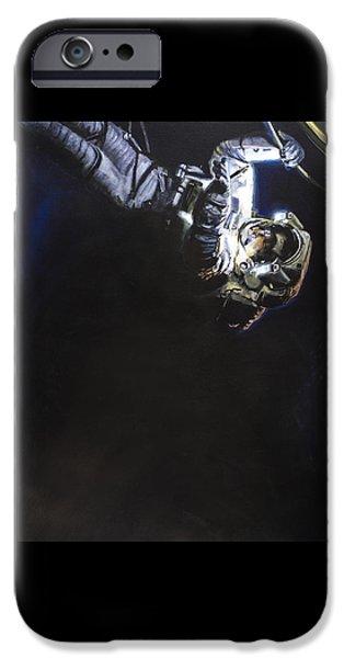 Spacewalk 1  IPhone 6s Case by Simon Kregar