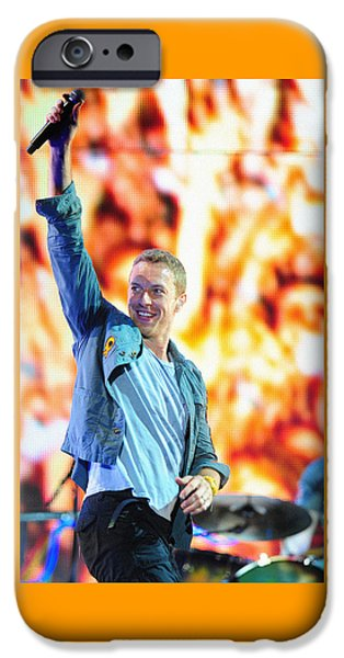 Coldplay4 IPhone 6s Case by Rafa Rivas