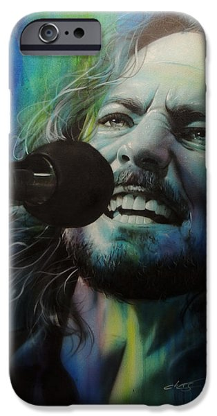 Spectrum Of Vedder IPhone 6s Case
