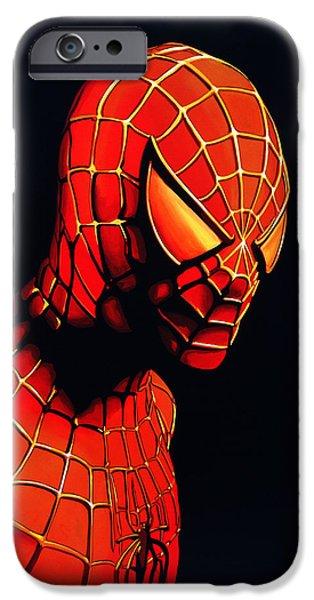 Spiderman IPhone 6s Case