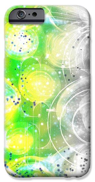 iPhone 6s Case - Spirit Of Nature I by Orphelia Aristal