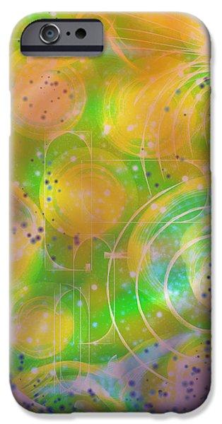 iPhone 6s Case - Spirit Of Nature I I I by Orphelia Aristal