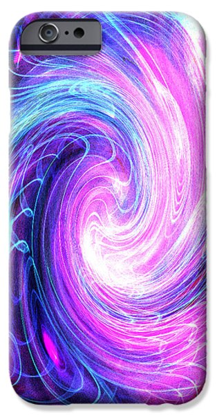 iPhone 6s Case - Spirit Of Passion I by Orphelia Aristal
