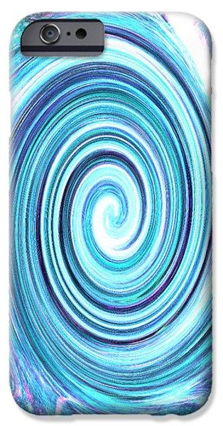 iPhone 6s Case - Spirit Of Sky I by Orphelia Aristal