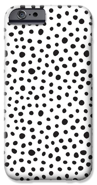 Beach iPhone 6s Case - Spots by Rachel Follett