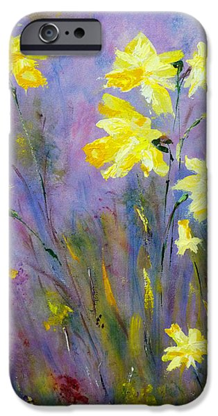Spring Daffodils IPhone 6s Case