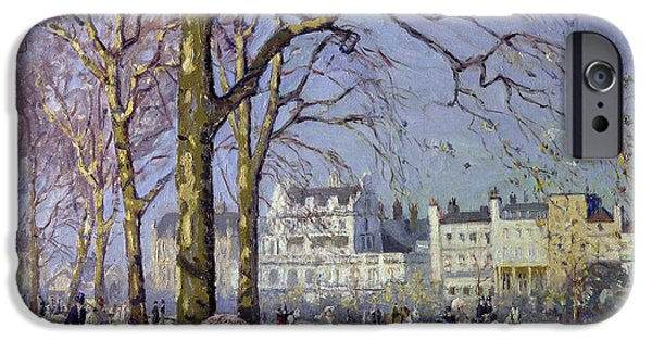 Spring In Hyde Park IPhone 6s Case by Alice Taite Fanner