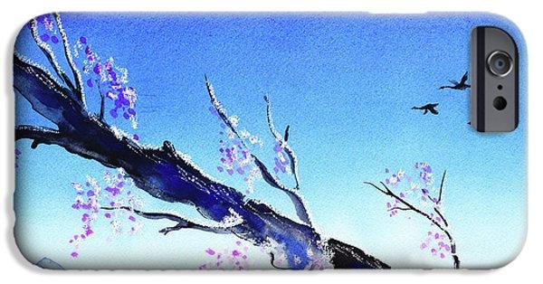 Spring In The Mountains IPhone 6s Case by Irina Sztukowski