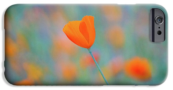 Flowers iPhone 6s Case - Spring Poppy by Anthony Michael Bonafede