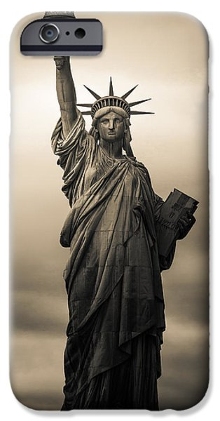 Statute Of Liberty IPhone 6s Case