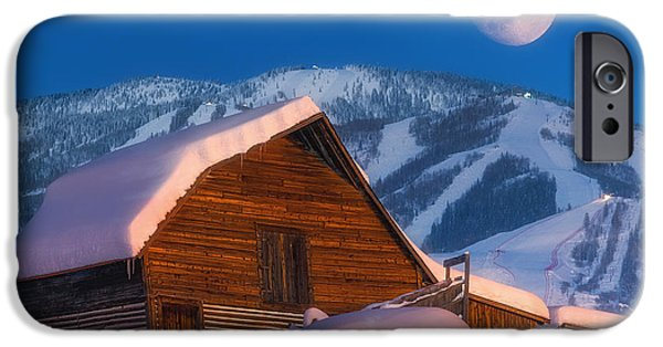 Steamboat Dreams IPhone Case by Darren White