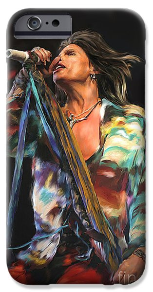 Steven Tyler 01 IPhone 6s Case