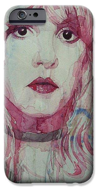 Phoenix iPhone 6s Case - Stevie Nicks - Gypsy  by Paul Lovering