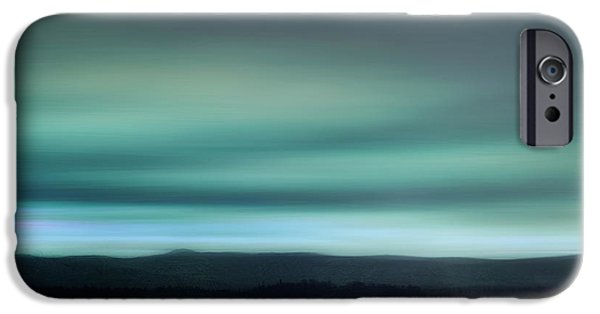 Teal iPhone 6s Case - Stillness by Priska Wettstein