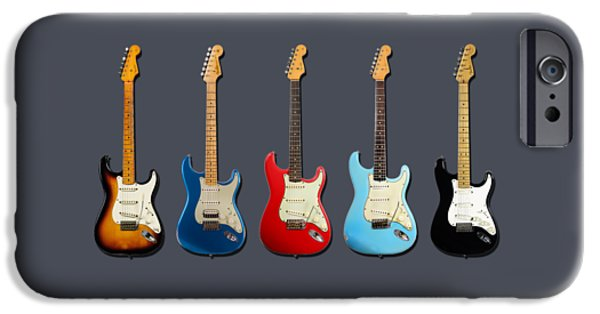 Stratocaster IPhone 6s Case by Mark Rogan