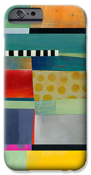 Stripe Assemblage 2 IPhone 6s Case by Jane Davies