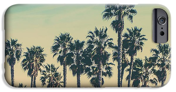 Santa Monica iPhone 6s Case - Stroll Down Venice Beach by Az Jackson