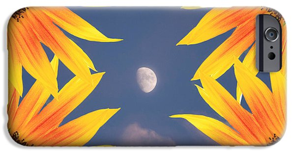 Sunflower Moon IPhone 6s Case by James BO  Insogna