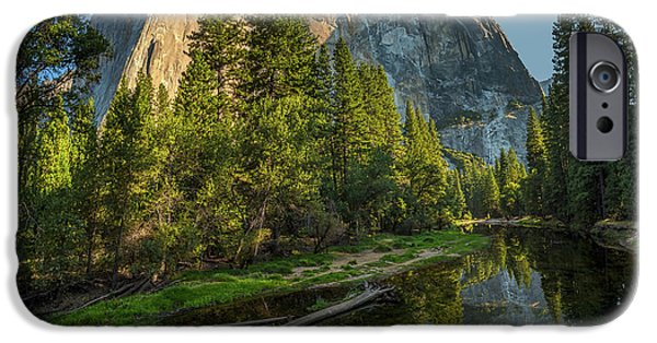 Sunrise On El Capitan IPhone 6s Case by Peter Tellone