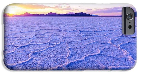 Desert iPhone 6s Case - Surreal Salt by Chad Dutson