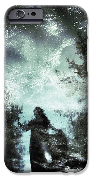 Magician iPhone 6s Case - Swamp Witch by Cambion Art