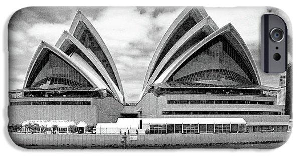 Sydney Opera House No. 1-1 IPhone 6s Case