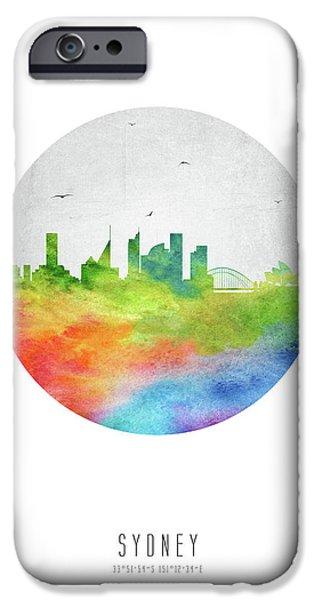 Sydney Skyline Ausy20 IPhone 6s Case by Aged Pixel