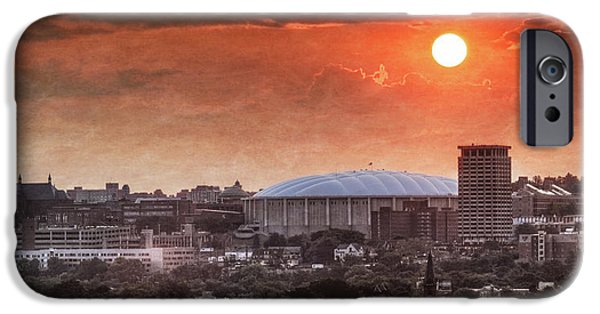 Syracuse Sunrise Over The Dome IPhone 6s Case