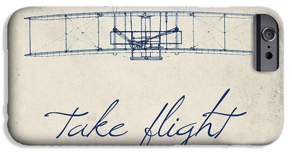 Take Flight IPhone 6s Case by Brandi Fitzgerald