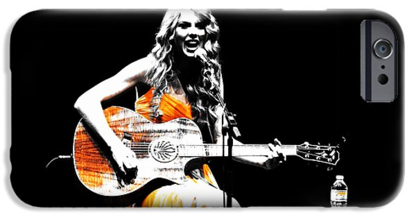 Taylor Swift 9s IPhone 6s Case by Brian Reaves