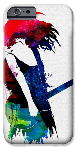 Taylor Watercolor IPhone 6s Case by Naxart Studio