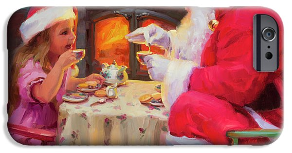Magician iPhone 6s Case - Tea For Two by Steve Henderson