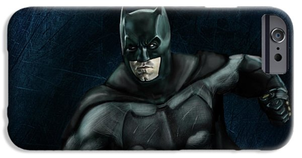 The Batman IPhone 6s Case by Vinny John Usuriello