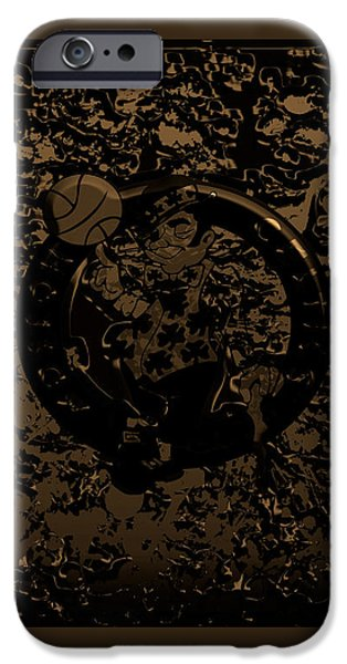 The Boston Celtics 1f IPhone 6s Case by Brian Reaves
