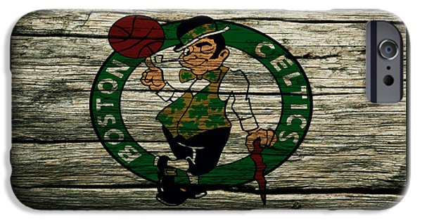 The Boston Celtics 2w IPhone 6s Case by Brian Reaves