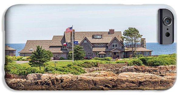 The Bush Family Compound On Walkers Point IPhone 6s Case by Brian MacLean