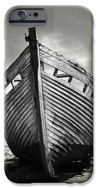 Boat iPhone 6s Case - The Clinker by Mark Rogan