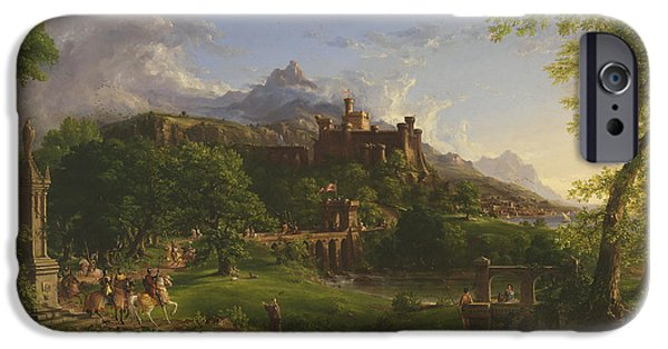 The Departure IPhone 6s Case by Thomas Cole