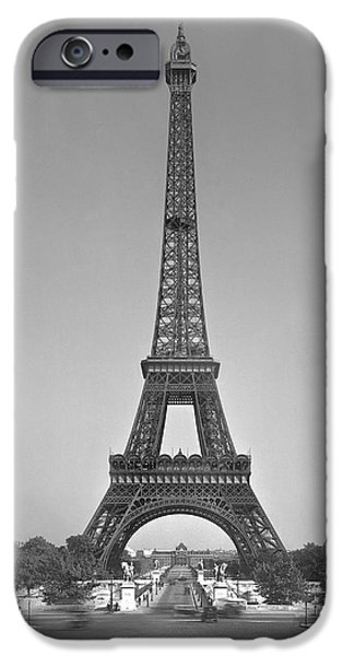 The Eiffel Tower IPhone 6s Case by Gustave Eiffel
