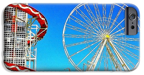 iPhone 6s Case - The Fair On Blacheath by Samuel Gunnell